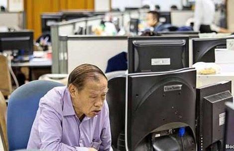 Người Trung Quốc vỡ mộng làm giàu trên sàn chứng khoán.