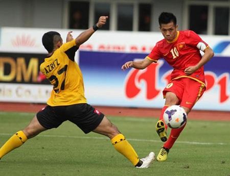 Malaysia và Việt Nam là 2 đội bóng có khá nhiều duyên nợ