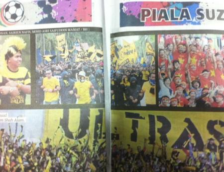 Báo chí xứ Mã bây giờ cũng ngao ngán với nạn Hooligans trong bóng đá nước mình