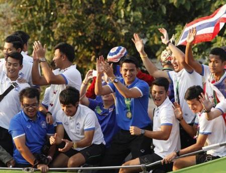 Thái Lan đặt thẳng mục tiêu vào VCK World Cup 2018