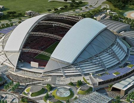Singapore chi hơn 245 triệu USD cho SEA Games 28