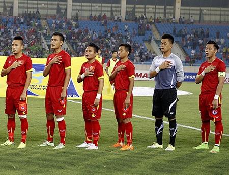 Vị trí thủ môn thường xuyên là vị trí yếu của các đội tuyển Việt Nam hiện nay (ảnh: Gia Hưng)