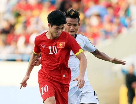 U23 Việt Nam khi không có HLV Miura đá ngây ngô đến lạ (ảnh: Gia Hưng)