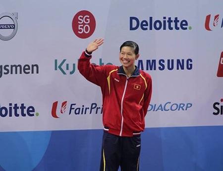 SEA Games 2015 là kỳ đại hội ngập tràn nụ cười với đoàn TTVN