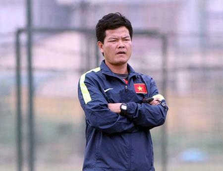 HLV Nguyễn Văn Sỹ đặt vào cửa thắng của U23 Việt Nam