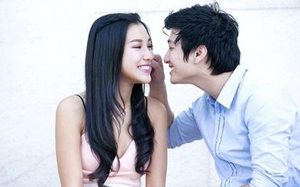 Á hậu Hoàng Oanh đóng phim cùng bạn trai Huỳnh Anh