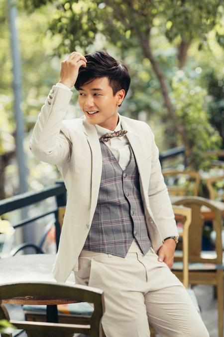 Chính vì vậy Huỳnh Anh đang cố gắng thay đổi hình ảnh của mình