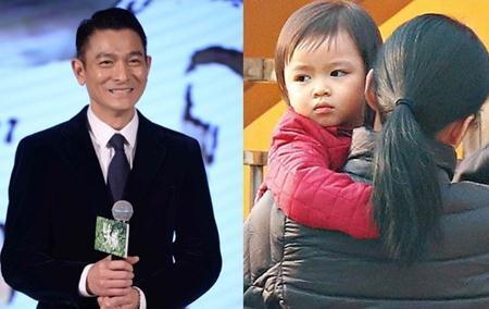 Cô con gái của Lưu Đức Hoa đã sắp vào mầm non