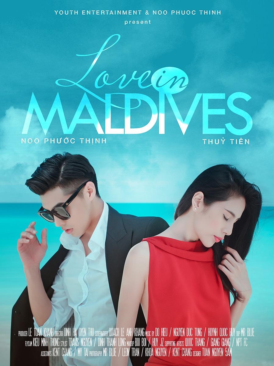 Poster đẹp lãng mạn của phim ngắn