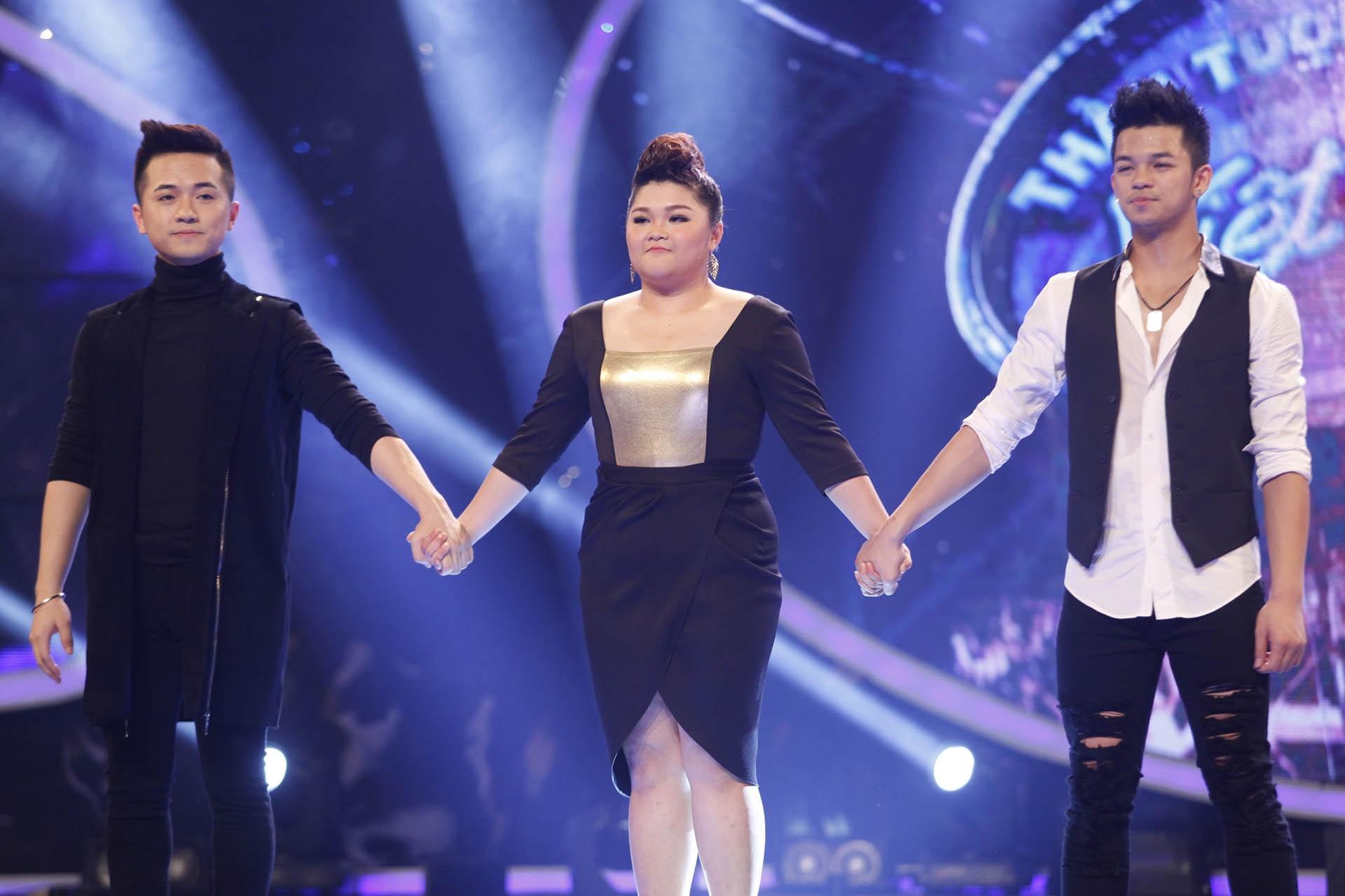 Ba gương mặt nổi bật nhất của Vietnam Idol 2015
