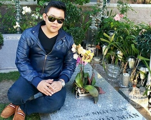 Hình ảnh khiến Quang Lê bị chỉ trích của dư luận