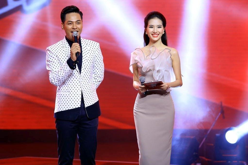 MC Phan Anh và Dương Mỹ Linh đảm nhận vai trò dẫn dắt chương trình