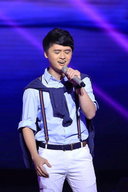 Đào Ngọc Sang đã thể hiện phong độ tốt với ca khúc