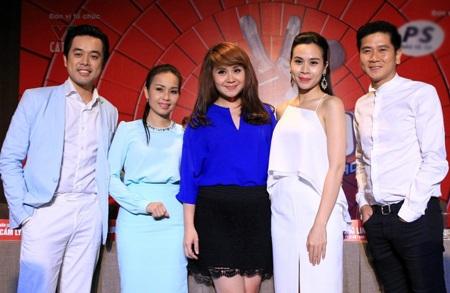 Những nhân vật quan trọng nhất của chương trình Giọng hát Việt nhí mùa 3