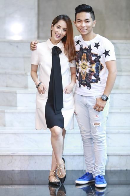 Khánh Thi và Phan Hiển luôn sánh đôi trong cuộc sống trong khoảng thời gian khá dài