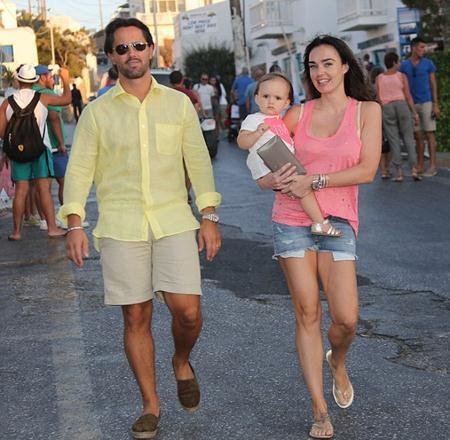 Gia đình Tamara trông hạnh phúc và giản dị như bao gia đình khác
