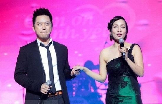 Tuấn Hưng và Mỹ Linh từng nhiều lần đứng chung sân khấu