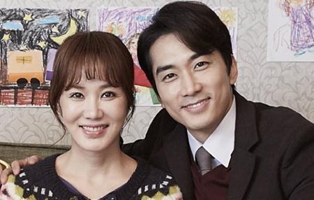 Uhm Jung Hwa không tiếc lời ca ngợi bạn diễn