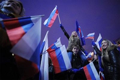 Chọn mặt gửi vàng qua lá phiếu bầu Tổng thống Nga - 2