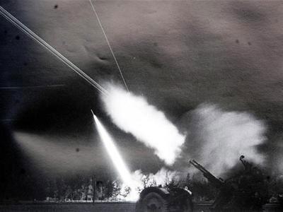Điện Biên Phủ trên không (ảnh tư liệu)