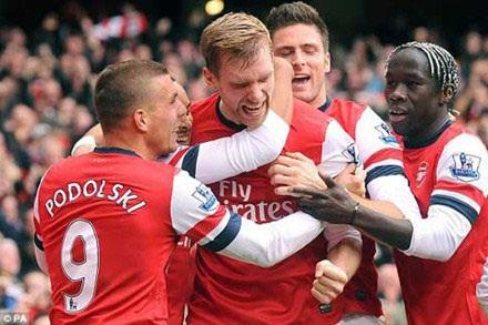 Arsenal có sức hút rất lớn với người hâm mộ bóng đá Việt Nam
