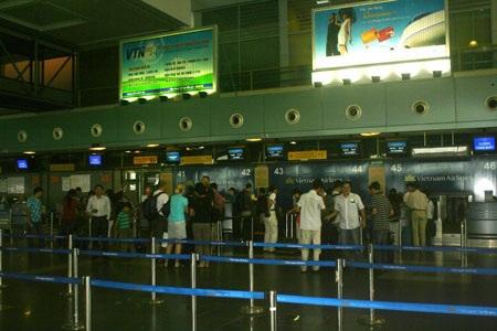 Giá dịch vụ tại sân bay: Úm ba la quay... 360 độ