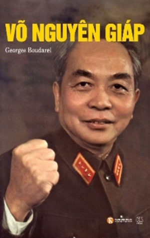 Bìa cuốn sách Võ Nguyễn Giáp
