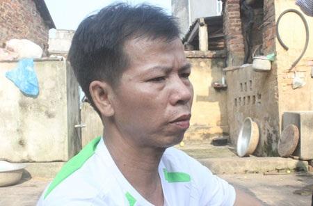 Ông Nguyễn Thanh Chấn trở về cuộc sống đời thường sau 10 năm khoác áo tù nhân (ảnh: Quốc Đô)