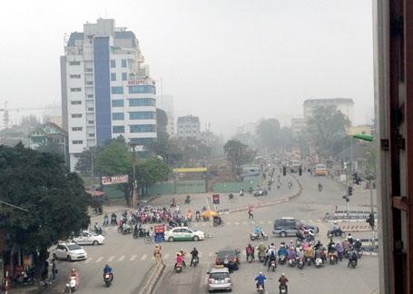 """Đường Trường Chinh """"đánh võng"""" qua các khu dân cư (ảnh: Quang Phong)"""