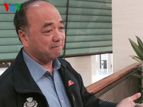 Ông Nguyễn Quốc Cường – Chủ tịch Hội nông dân Việt Nam