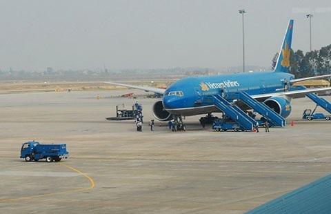 Sân bay Tân Sơn Nhất hoàn toàn có thể mở rộng để đạt công suất 12-15 triệu khách/năm. Ảnh: HTD