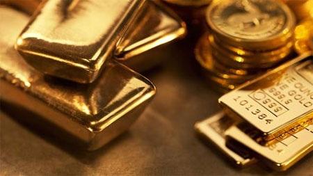 Dù giá giảm song vàng vẫn chưa đủ sức hấp dẫn khách mua trở lại. (ảnh: Getty/CNBC)