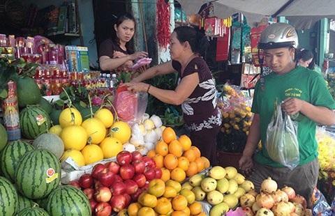 Thị trường dễ dãi với trái cây Thái