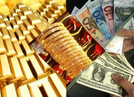 Cuộc chiến vàng và USD