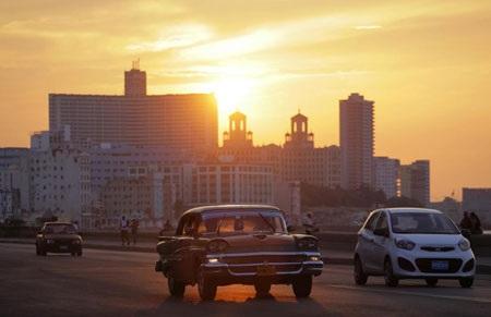 Một góc La Habana. Ảnh: Reuters