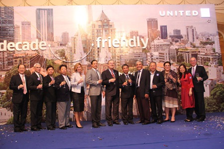 United Airlines và mối quan hệ Việt - Mỹ