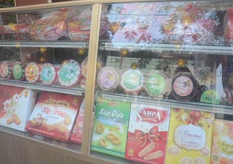 Những sản phẩm mang hương vị cổ truyền vẫn được nhiều người tiêu dùng lựa chọn.