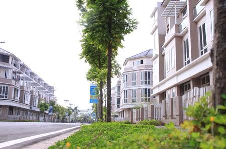 Biệt thự liền kề khu đô thị Xuân Phương