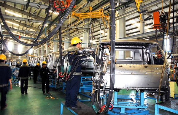 Công nghiệp ô tô chưa thể phát triển nếu không có công nghiệp hỗ trợ