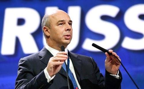 Bộ trưởng Bộ Tài chính Nga Anton Siluanov - Ảnh: Bloomberg/Getty/CNBC.