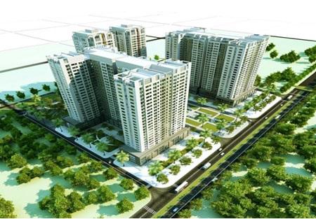 Nhận nhà đón Tết chỉ với 600 triệu – Dự án HHB Tân Tây Đô