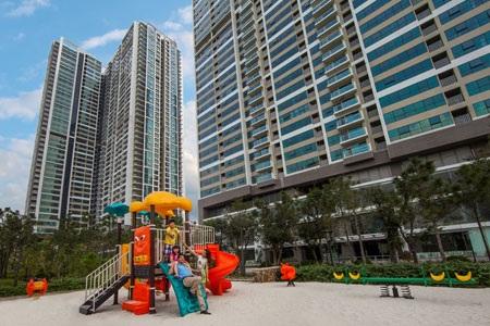Dự án chung cư cao cấp Thang Long Number One
