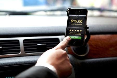 Năm trong số 6 trụ sở của Uber không cung cấp số liệu hành trình