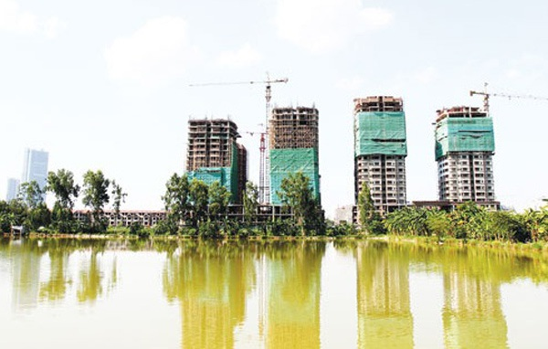 Các dự án đang mắc kẹt được nhiều nhà đầu tư ngòm ngó