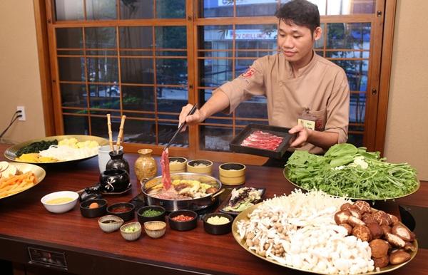 Nhà hàng Nhật Bản tại Hà Nội