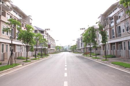 Biệt thự liền kề Xuân Phương nằm trung tâm Quận Nam Từ Liêm