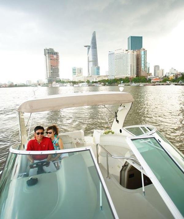 Du thuyền thú chơi của giới nhà giàu
