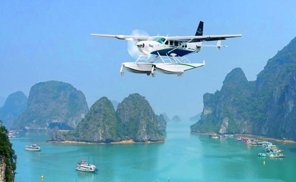 Hãng bay thủy phi cơ tại Việt Nam