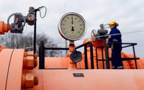Một hệ thống phân phối khí đốt của doanh nghiệp nhà nước Nga - Ảnh: Reuters.