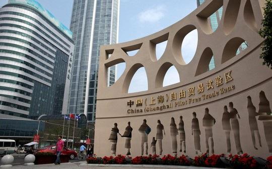 Doanh nghiệp Mỹ không đánh giá cao khu thương mại tự do Thượng Hải Ảnh: cancham.asia